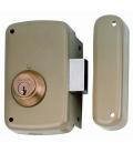 Cerradura sobreponer 60x33mm LINCE