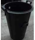 Cubo de basura sin tapa 120 lt. FIEL KANGURO