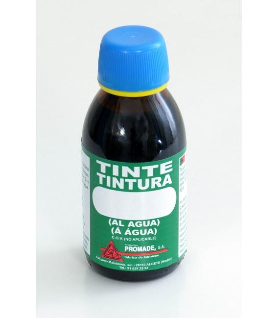 TINTE AL AGUA CAOBA 125 ML