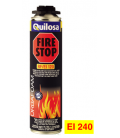 Espuma poliuretano ORBAFOAM FIRE STOP