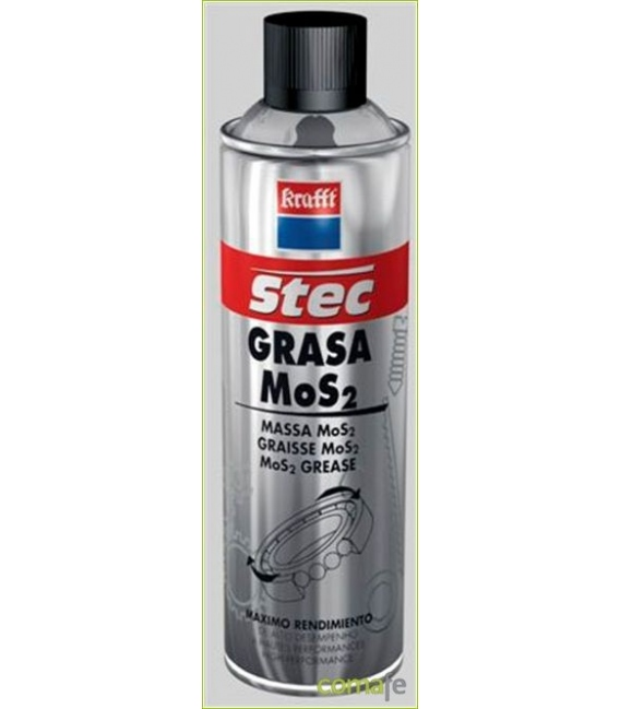 Grasa molibdeno SPRAY 400 Ml.