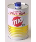 DISOLVENTE UNIV 500 ML TITAN
