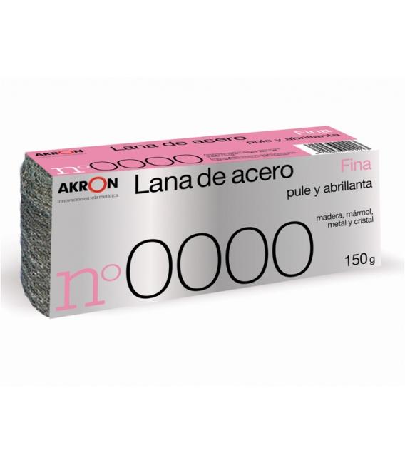 LANA ACERO FINA BOBINA 150 GR