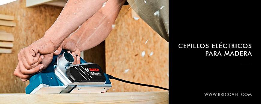 Cepillos electricos para madera