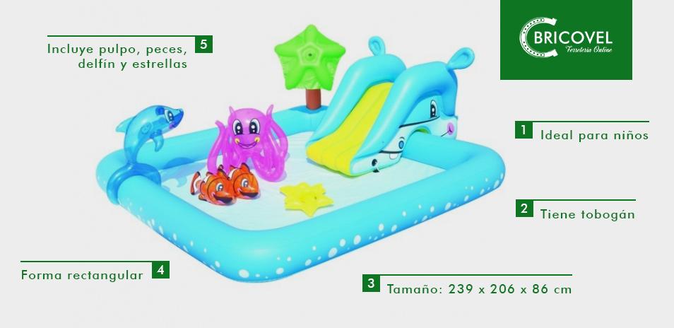 Piscina-Aquarium-BESTWAY