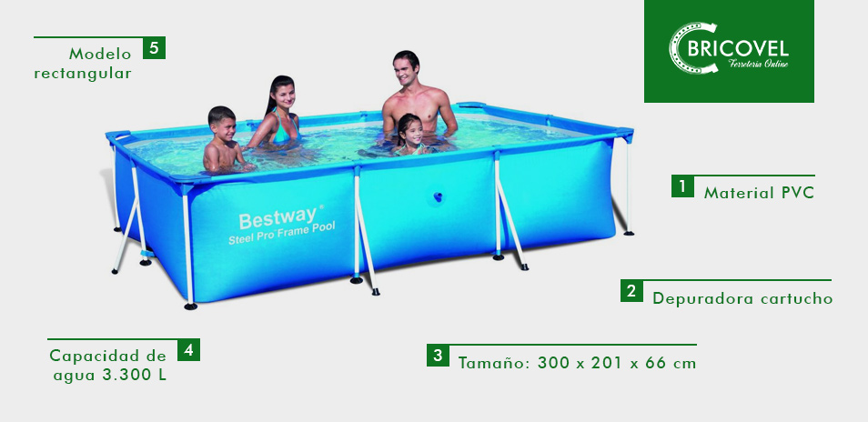 Piscina-desmontable-BESTWAY-SPLASH